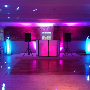 Sopley Mill Weddings, Disco, Review, We Perform 1